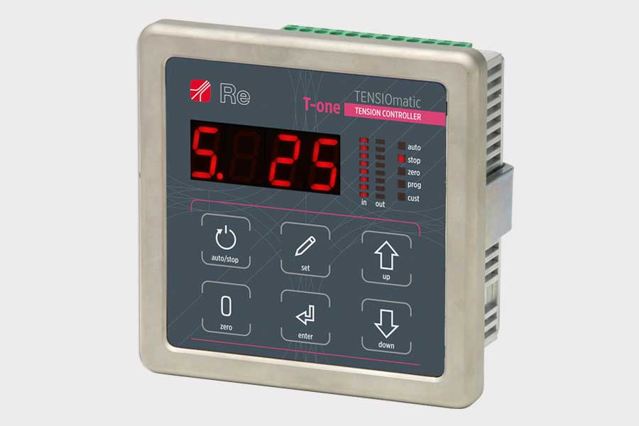 Tension controllers, web tension - Re Spa